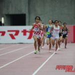 日本選手権1500mを制した戸田雅稀(サンベルクス、写真)が、ホクレン1500mで3分37秒90をマーク