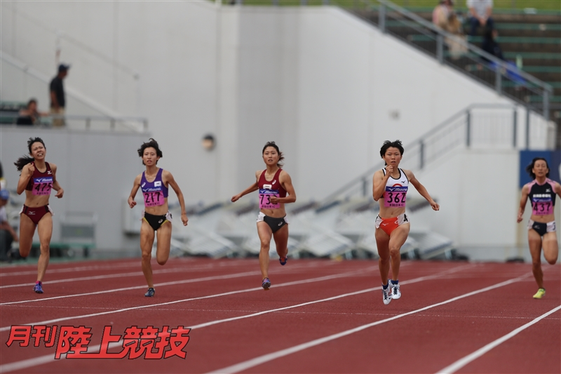 日本インカレSide Story④女子400m岩田2年ぶりV 〝中大史上最強〟が残した足跡