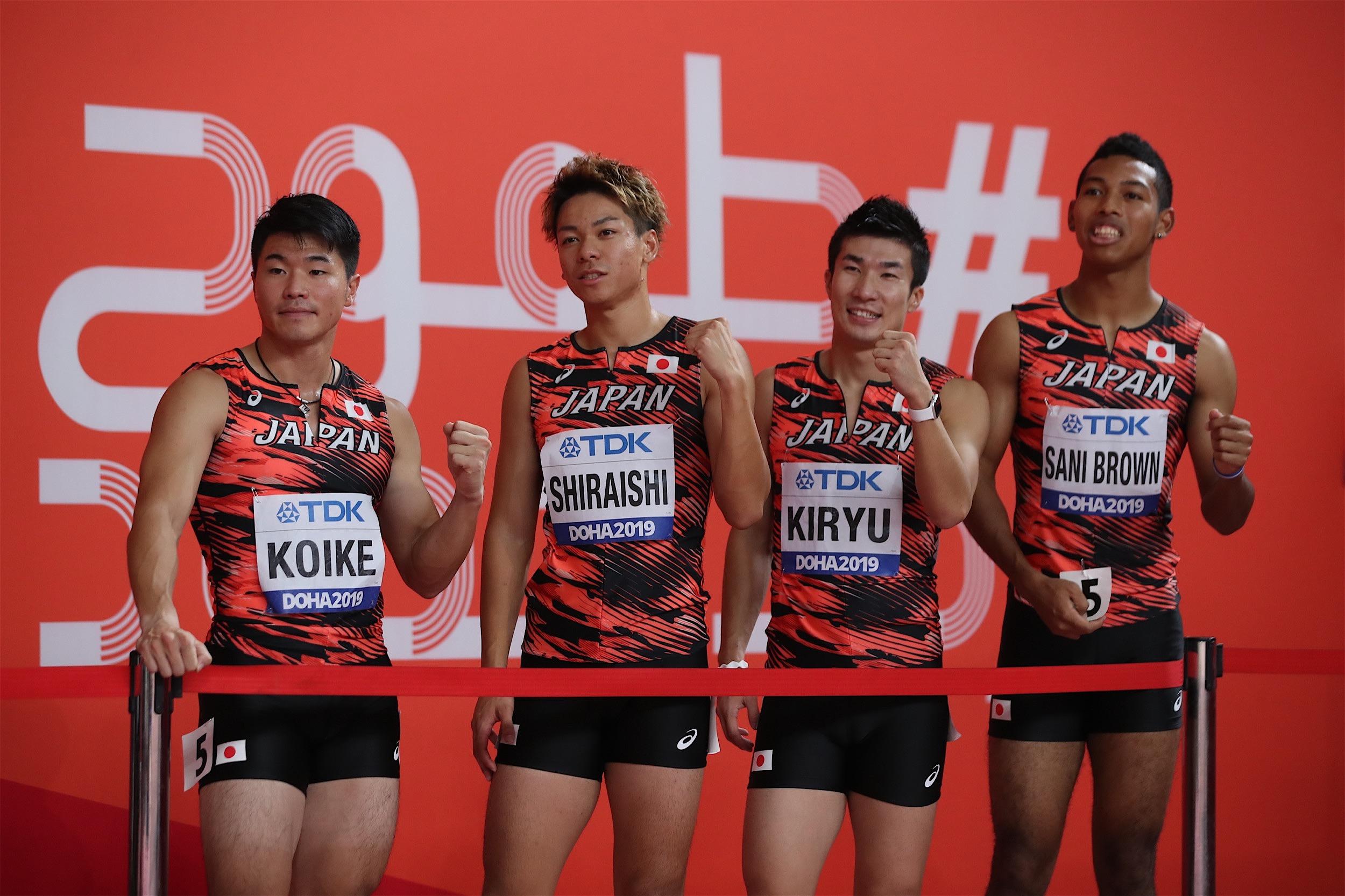 【Headline】世界選手権日本人全成績、北口榛花がJAL、山下潤がANAへ