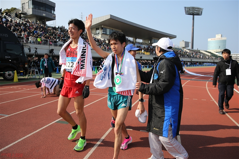 【Headline】日本選手権・室内競技で日本新連発、別大で青学大・吉田が快走、小椋がハーフ日本新など