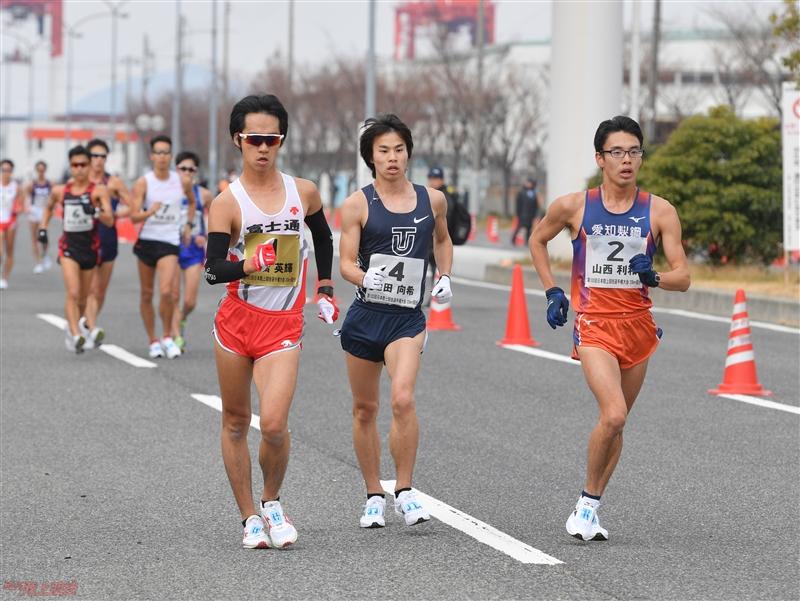 【展望】熾烈な五輪代表争い! 世界クラスの20㎞競歩日本選手権に注目