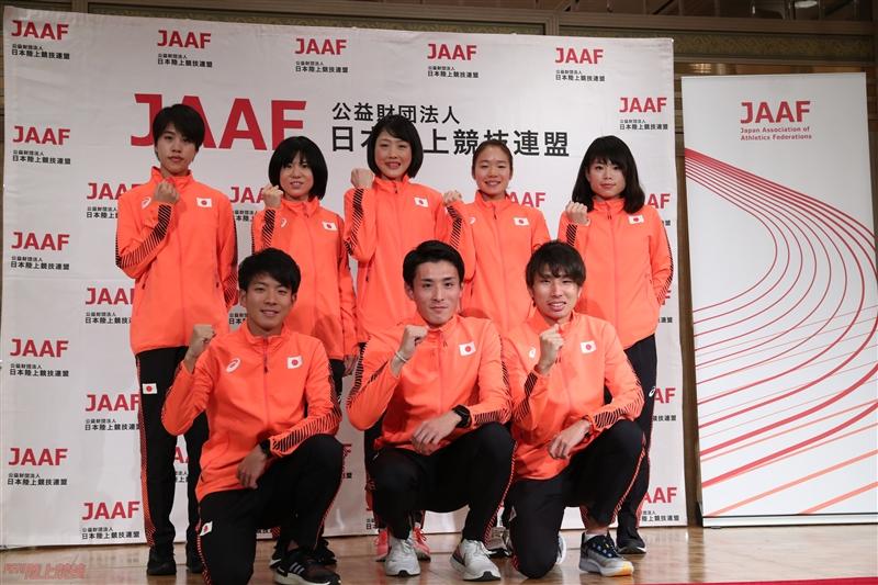 【Headline】名古屋ウィメンズ関連記事、東京五輪マラソン代表会見、全日本競歩能美、コロナウイルス問題など