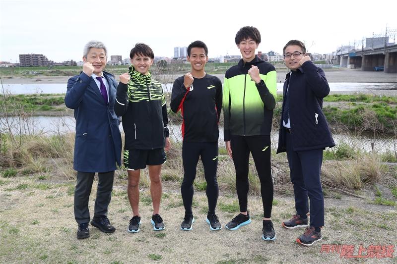 日本初の男子中距離プロチーム「阿見AC SHARKS」発足のストーリー