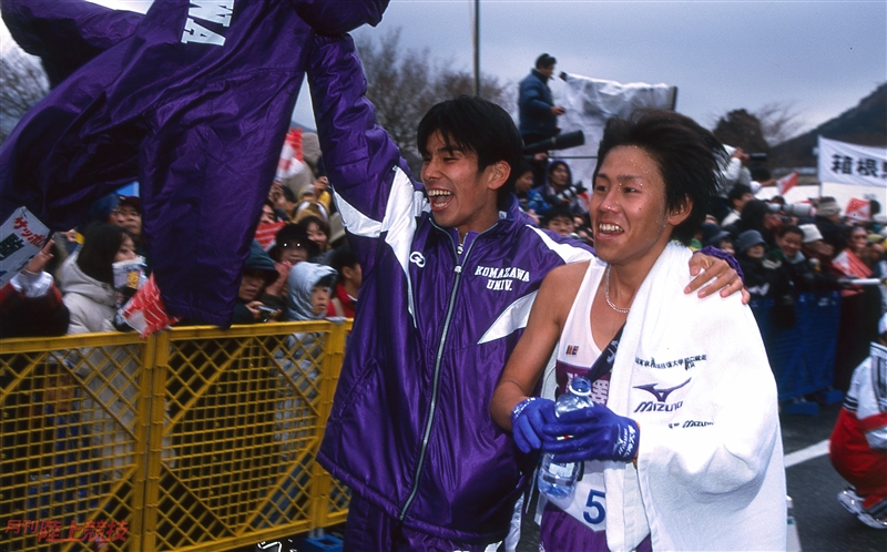 【写真で振り返る】第76回箱根駅伝(2000年)