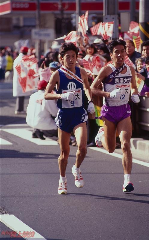"""PlayBack箱根駅伝1999/""""復路の順大""""が10年ぶり総合優勝"""