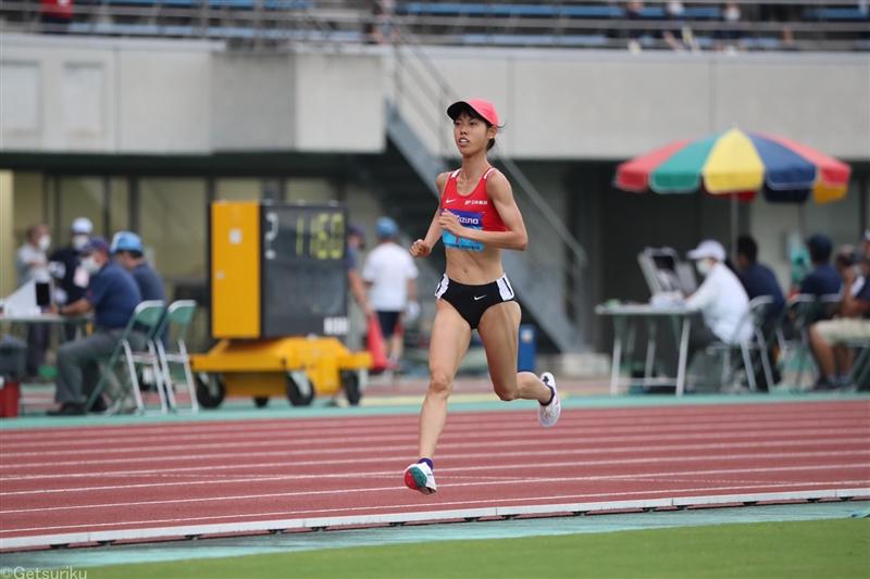 【長距離】廣中璃梨佳が3000mで8分52秒80の自己新でV/全日本実業団