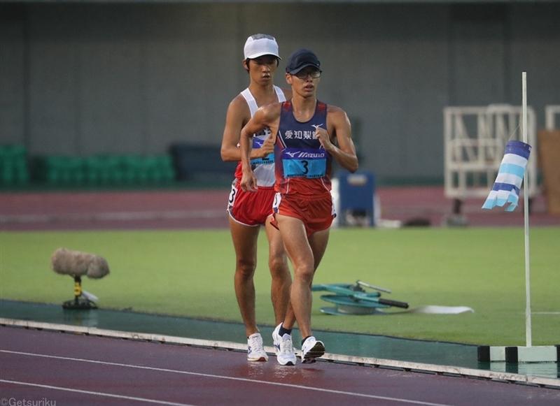 【競歩】五輪内定・山西利和が5000m競歩でアジア最高記録/全日本実業団