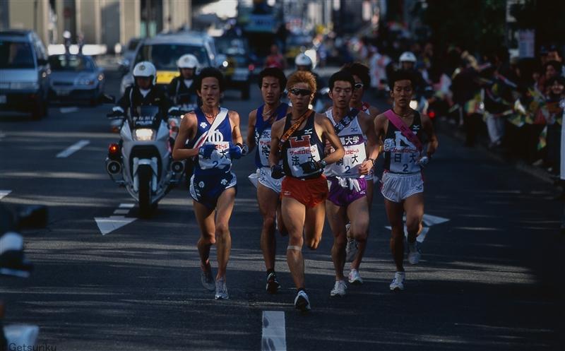 【写真で振り返る】第77回箱根駅伝(2001年)