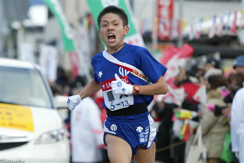 【写真で振り返る】第81回箱根駅伝(2005年)