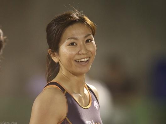 【100mH】木村文子が今季初戦100mと100mHに出場