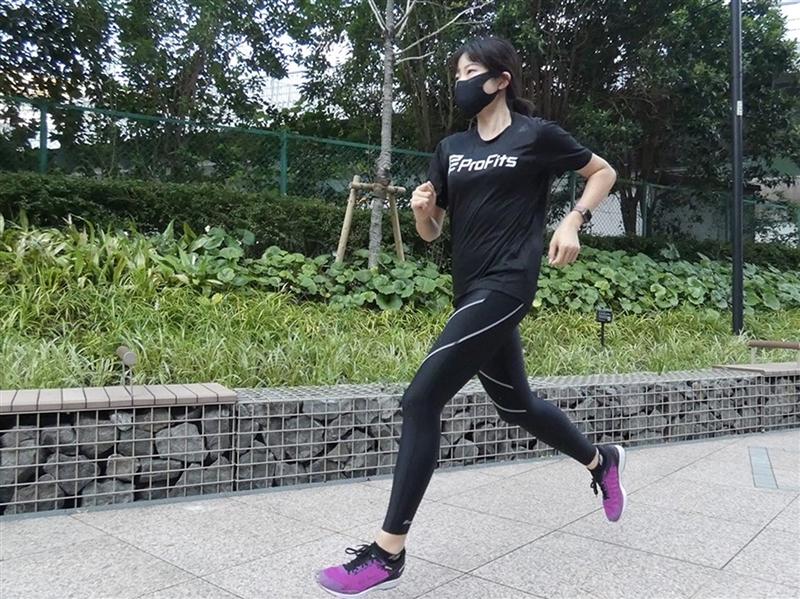 【PR】対ウイルス加工付き「プロ・フィッツ ランニングマスク」が新登場