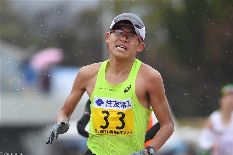 【マラソン】川内優輝が実業団登録 大会の実業団枠を考慮して申請
