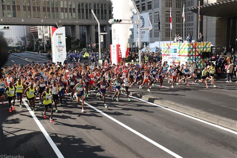 【マラソン】東京マラソンの実施内容は10月上旬めどに決定
