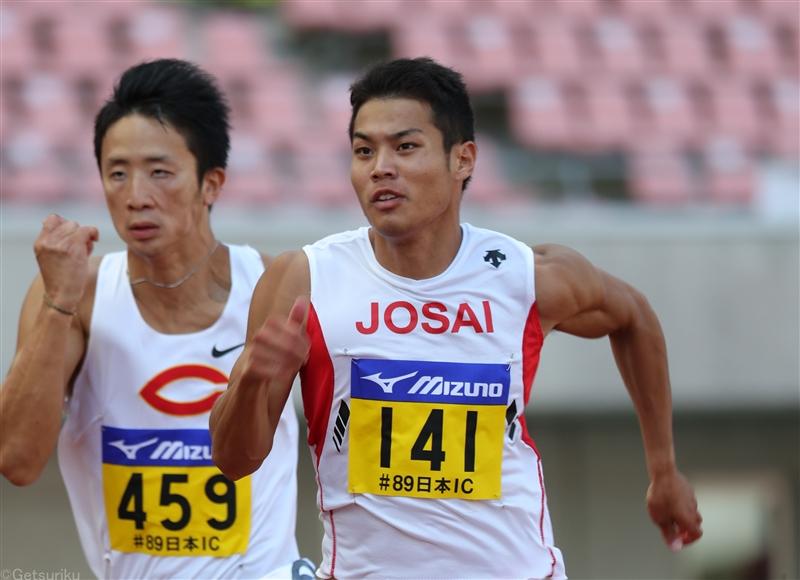 【日本IC】男女100mで好記録、女子福岡大が4種目V/2日目までの優勝者