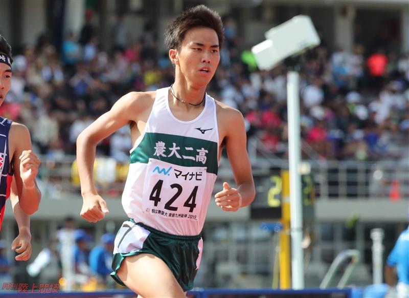 【長距離】東農大二・石田洸介が5000mで13分34秒74再び高校新!