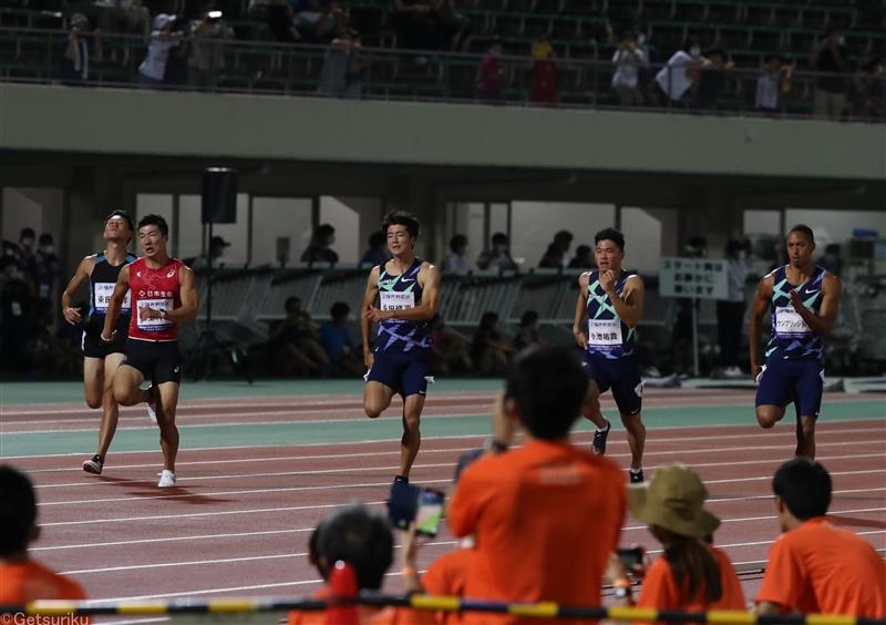 【展望】100m桐生VSケンブリッジ 至極の最速決定戦/日本選手権展望