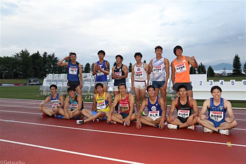 【TF】日本選手権混成のエントリー選手が発表 右代、中村、山﨑、ヘンプヒルら
