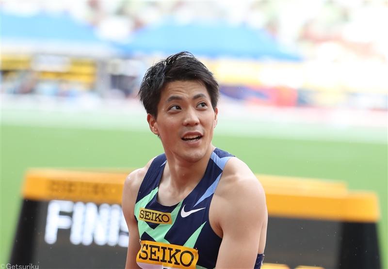 【短距離】日本選手権欠場の山縣亮太が思い綴る「もう一度自己記録を出し東京五輪へ」