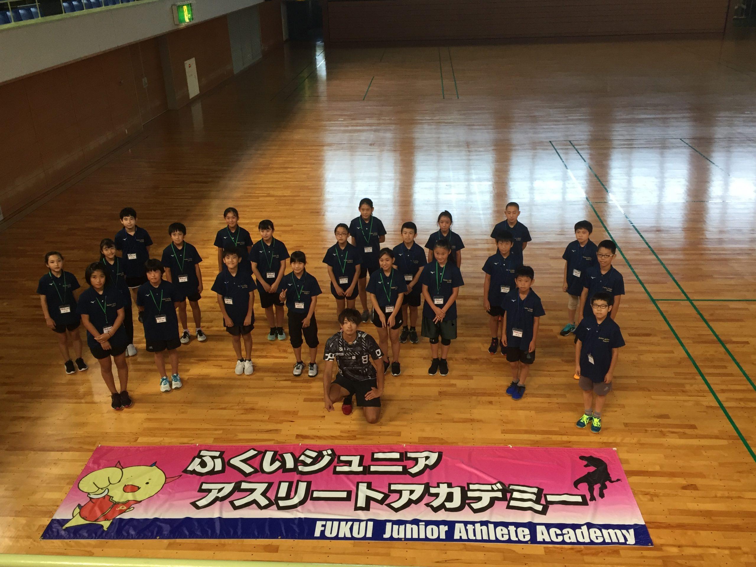 【110mH】金井大旺が福井県で講演 小学生に向けてエール