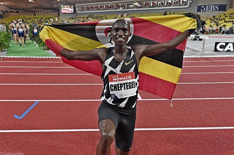 【海外】チェプテゲイ10000m26分11秒00世界新! 女子5000mギデイも世界新