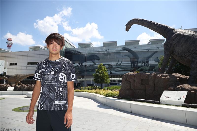 【誌面転載】Athlete Feature Interview/金井大旺(ミズノ) チャレンジし続けてきた競技人生