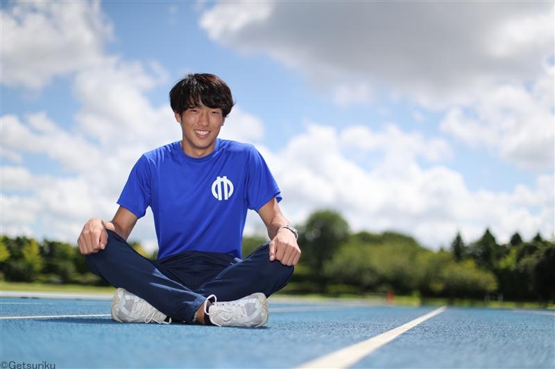 【誌面転載】ALL for TOKYO2020+1/泉谷駿介(順大)110mHで五輪のファイナルに