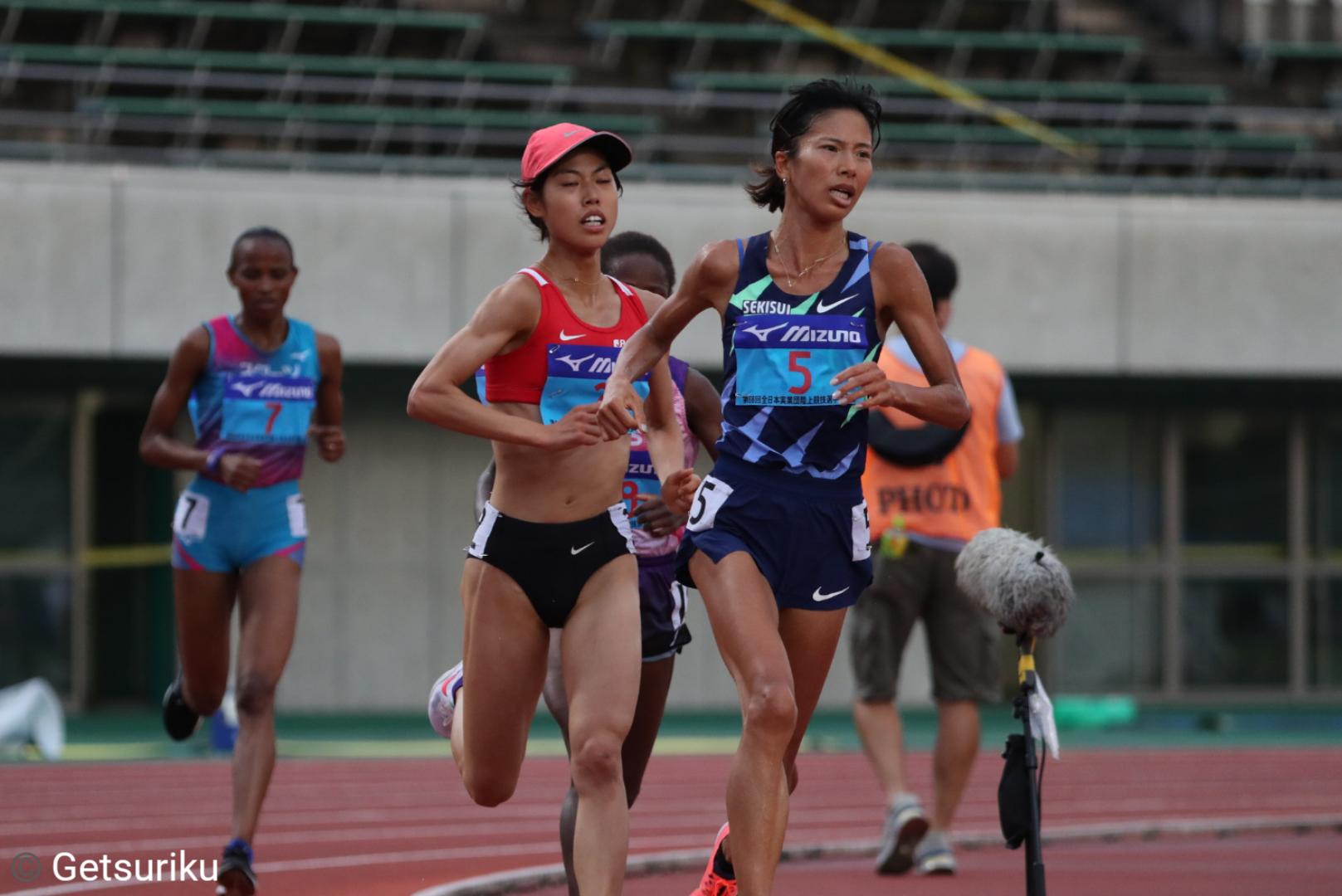 【長距離】5000mで新谷と廣中が14分台!日本歴代2、3位/全日本実業団