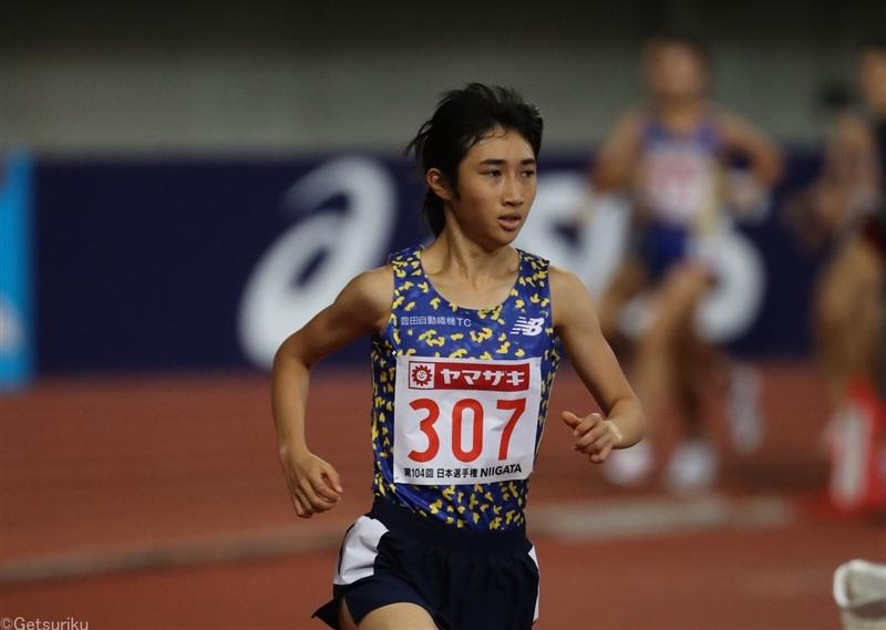 【中距離】田中希実1500m予選を独走 決勝に向け「力のぶつかり合いのようなレースを」/日本選手権