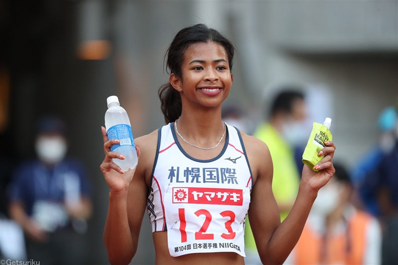 【400mH】イブラヒム愛紗56秒50日本歴代6位の快走で初V/日本選手権