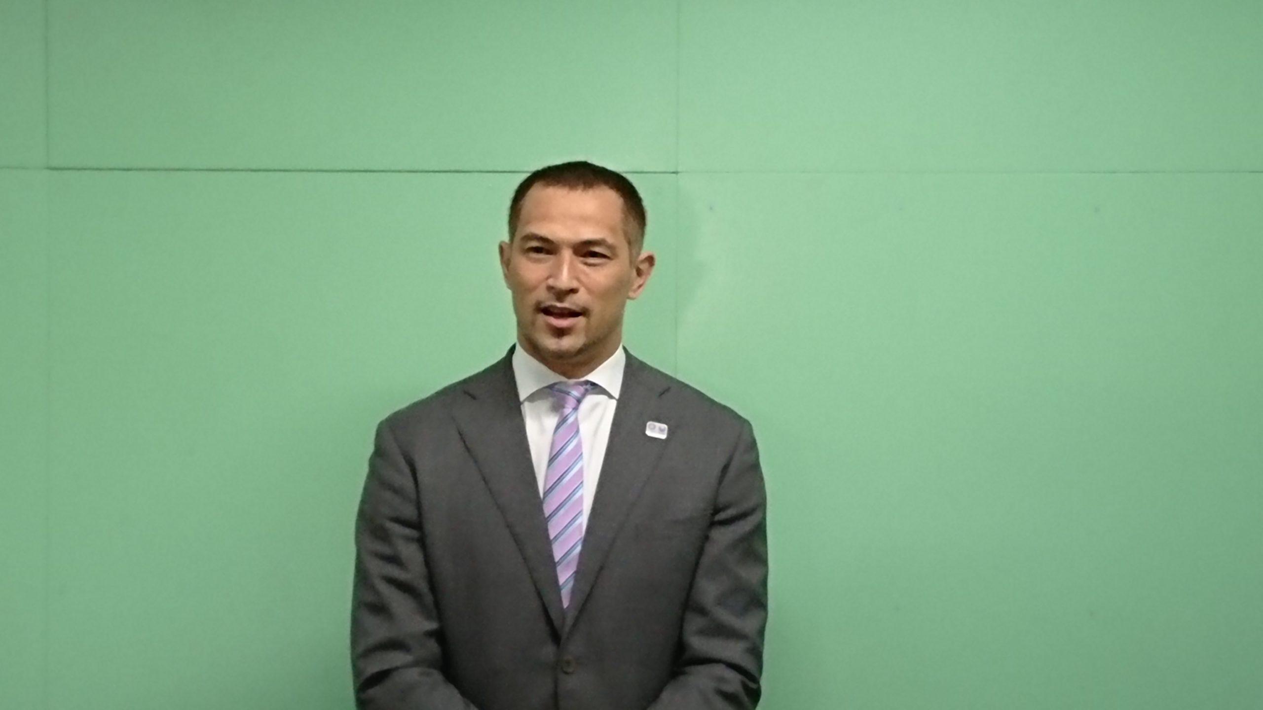 スポーツ庁の室伏広治長官が全国中学大会を視察「コロナ禍を忘れるほど」
