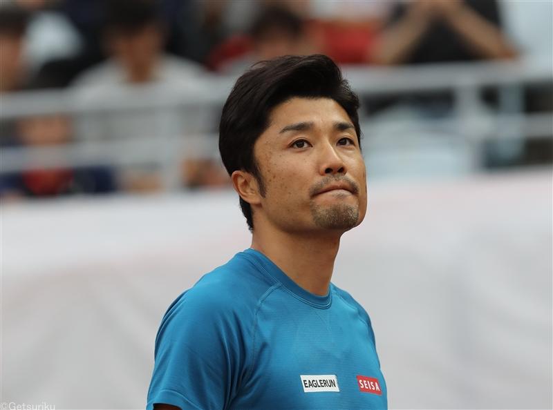 【短距離】北京五輪銀メダリスト・末續慎吾が初の著『自由。』を発売
