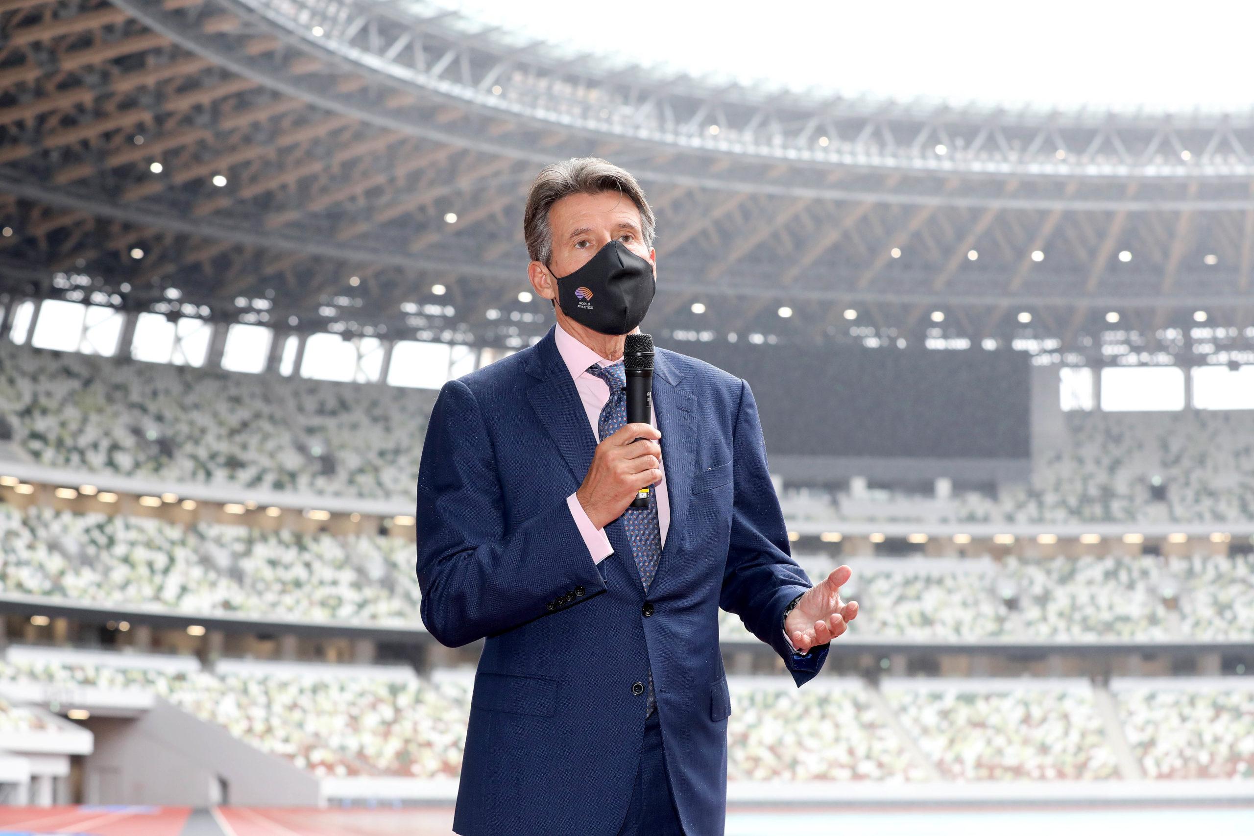 【TF】WAコー会長が国立競技場を視察「世界選手権を開催したい」