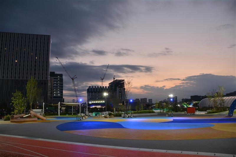 【イベント】新コンセプトのスポーツパーク「TOKYO SPORT PLAYGROUND」がオープン