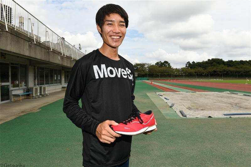 【長距離】 塩尻和也 年内は駅伝と3000m障害に集中