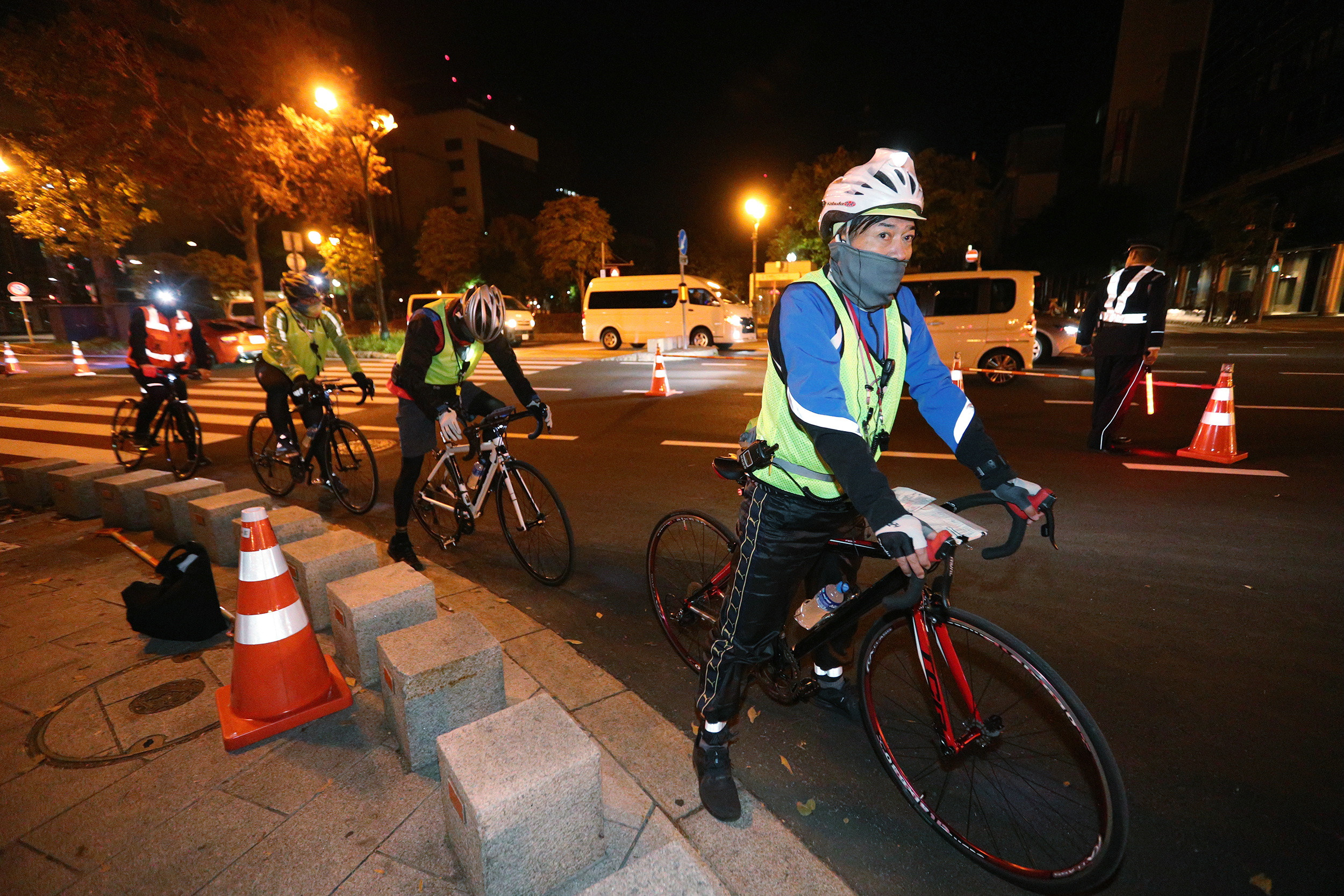 【マラソン】大会組織委員会、WA関係者が五輪マラソンコースを計測