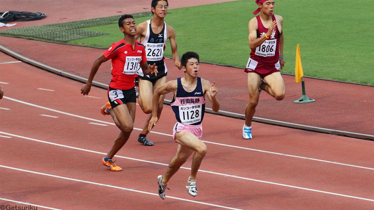 【TF】〝サニブラウンに勝った男〟五十幡亮汰が日本ハムからドラフト2位指名