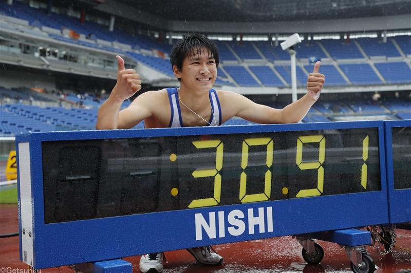 【フォト】全国中学生大会2020/第104回日本選手権リレー/全国高校大会リレー2020