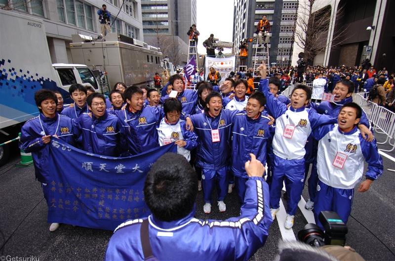 【写真で振り返る】第83回箱根駅伝(2007年)