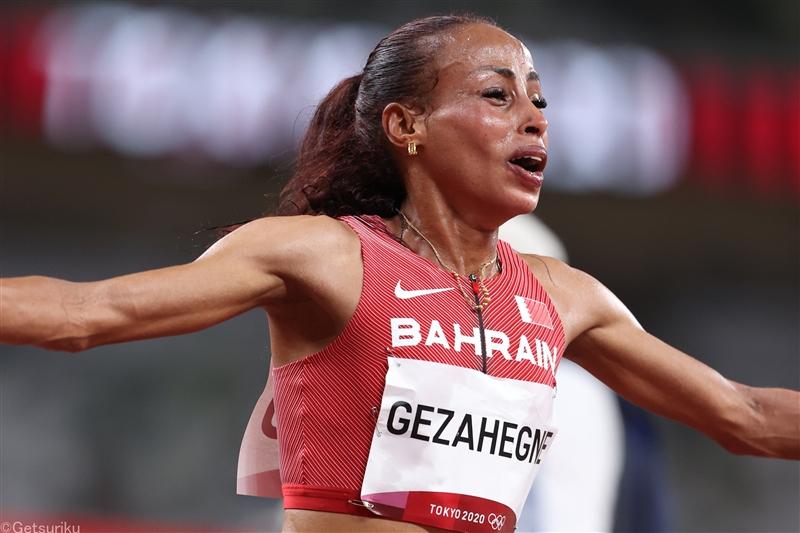 ゲザヘンが女子10kmで29分38秒の世界新! 従来の記録を4年ぶりに更新