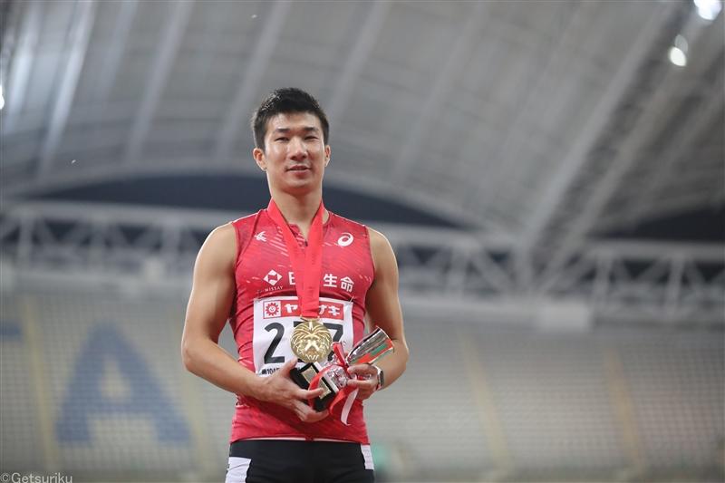 【イベント】日本選手権100mV桐生祥秀が11.3オンラインかけっこ教室を開催