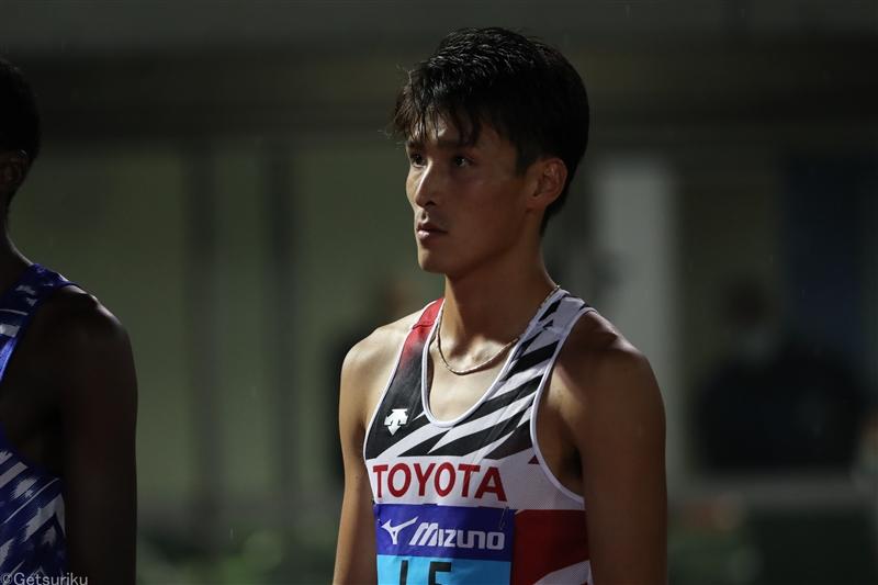 【マラソン】ALL for TOKYO2020+1 服部勇馬 五輪延期のシーズンにスピード強化/誌面転載