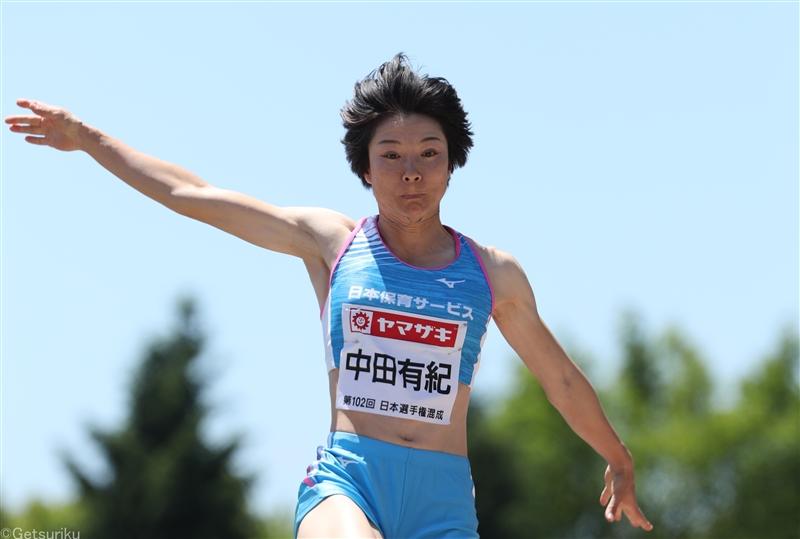 【今日は何の日?】中田有紀が七種競技で初の5800点超え(2001年)