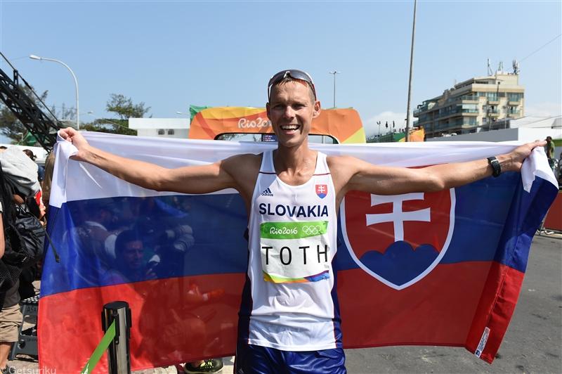 【海外】リオ五輪金メダリストの37歳・トート 50km競歩で東京五輪参加標準記録を突破
