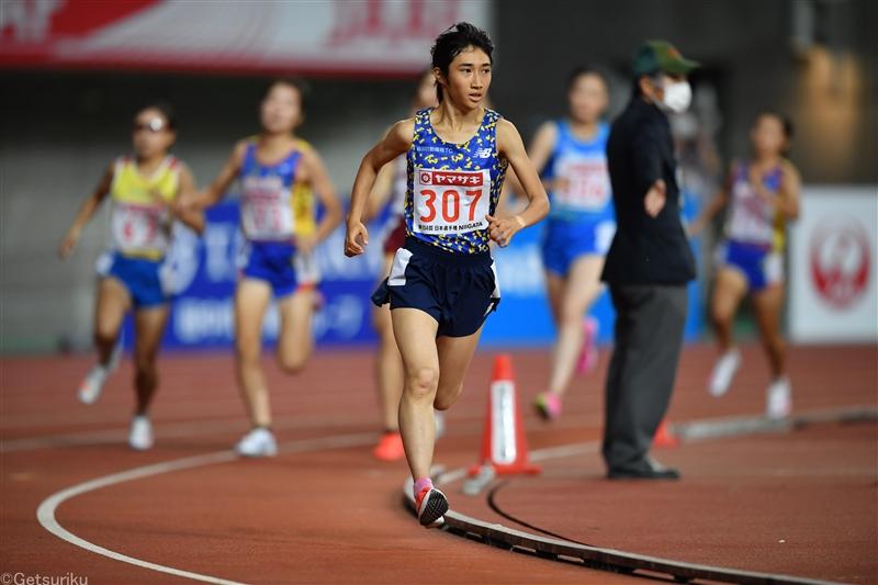 【長距離】田中希実が記録会に出場し5000m15分15秒76