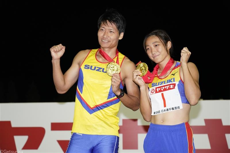 【フォト】第104回日本選手権混成競技