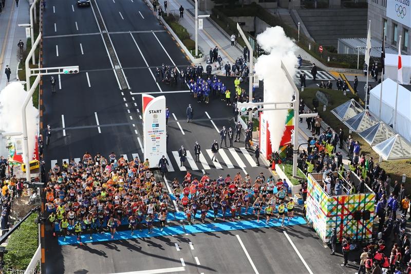 【マラソン】来年の東京マラソンは10月17日に開催 臨時理事会で決まる