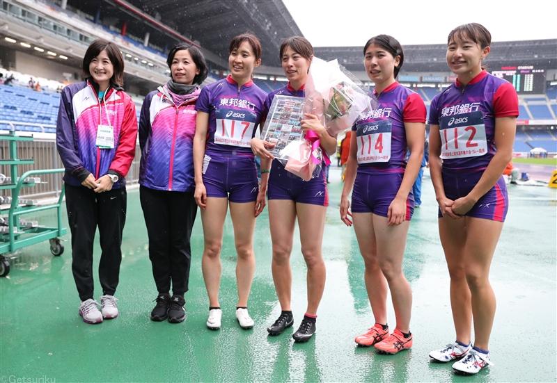 【短距離】400mH青木沙弥佳が現役引退 北京五輪マイル代表「最後までしっかり走り切れた」