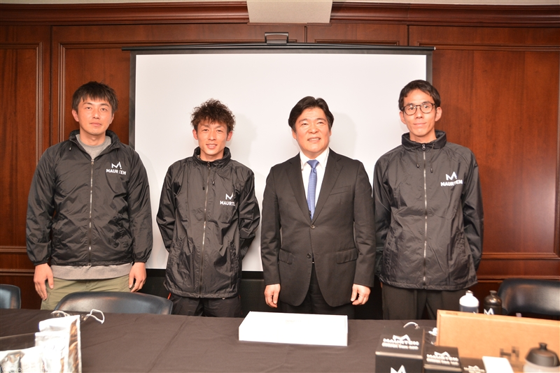 【マラソン】プロランナーの福田穣が「NNランニングチーム」加入 キプチョゲとチームメイトに