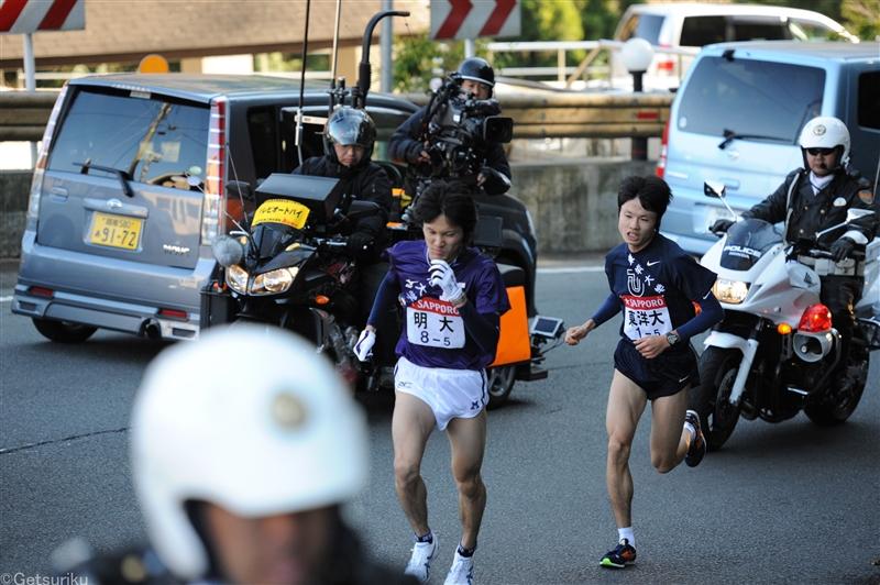 【写真で振り返る】第86回箱根駅伝(2010年)