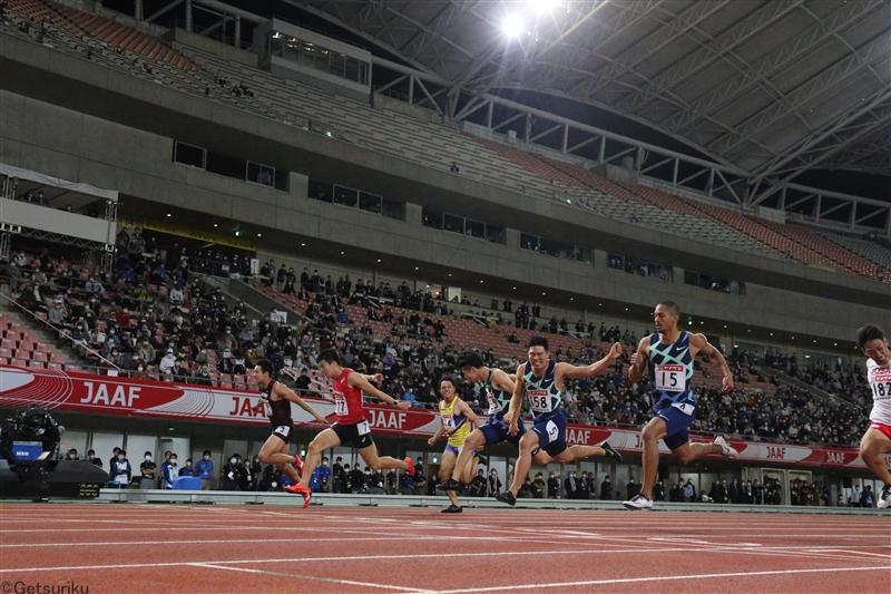 【TF】2021年の日本選手権は6月24日から27日に大阪で開催 10000mは5月静岡、混成は6月長野
